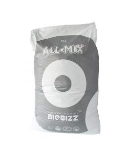 Hydrorobic Grow Shop Online | ALL MIX BIO BIZZ 50L