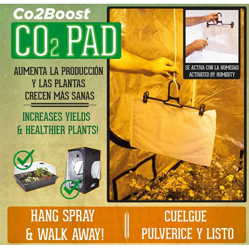 Hydrorobic Grow Shop Online   CO2 PAD CO2 BOOST