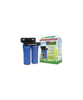 Hydrorobic Grow Shop Online | ECO GROW 240L/H GROWMAX WATER FILTRO PER ACQUA AI CARBONI ATTIVI