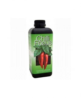Hydrorobic Grow Shop Online | CHILLI FOCUS 300ml