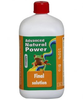Hydrorobic Grow Shop Online | ADVANCED HYDROPONICS FINAL SOLUTION 1 L