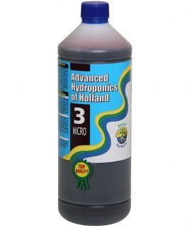 Hydrorobic Grow Shop Online | ADVANCED HYDROPONICS MICRO 1 L