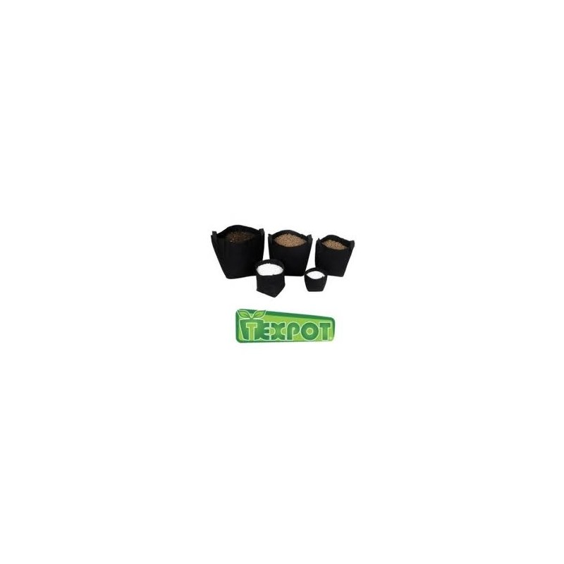 Hydrorobic Grow Shop Online | TEXPOT VASO IN GEOTESSILE 7L