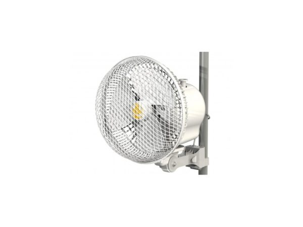Hydrorobic Grow Shop Online | MONKEY FAN OSCILLANTE 20W 21CM CLIP FAN 2 VELOCITA'