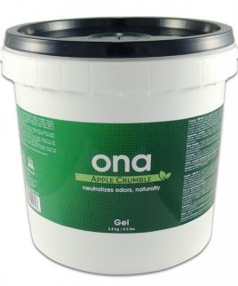 Hydrorobic Grow Shop Online | ONA APPLE CRUMBLE GEL 4L