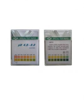 Hydrorobic Grow Shop Online | PH TEST STRIP KIT