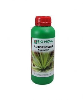Hydrorobic Grow Shop Online | AUTOFLOWER SUPERMIX 1L BIO NOVA
